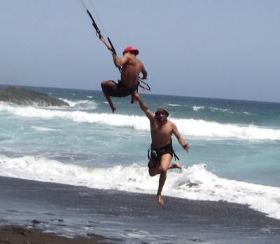 Water sports in Maspalomas