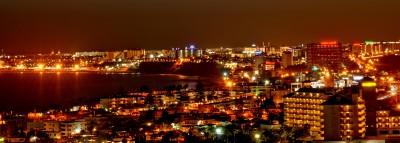 Night in Playa del Inglés