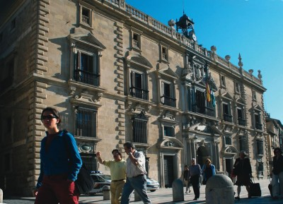 The Chancery in the Plaza Nueva