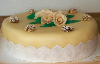 Norwegian cake