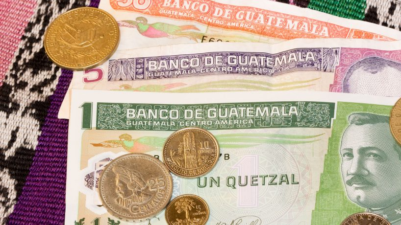 The currency of Guatemala history and curiosities of quetzal