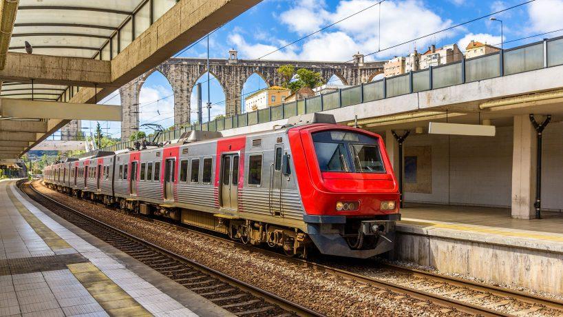 Train Lisbon