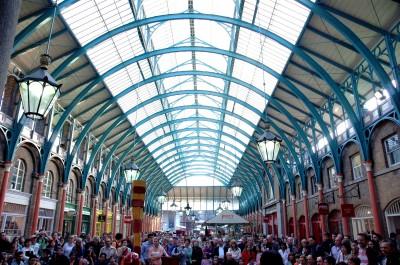 The Covent Garden Market