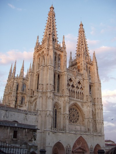 Cathedral of Santa María de Burgos, Castilla y León