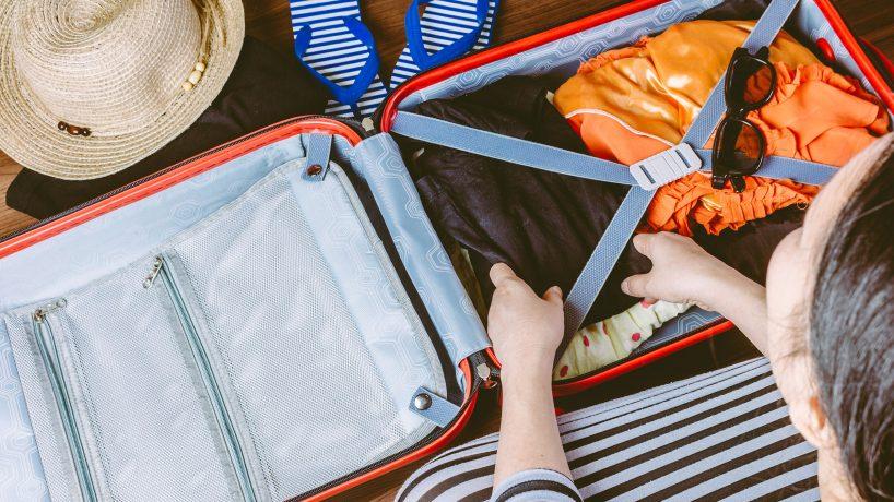 Hand luggage on British Airways
