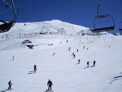 Ski resorts