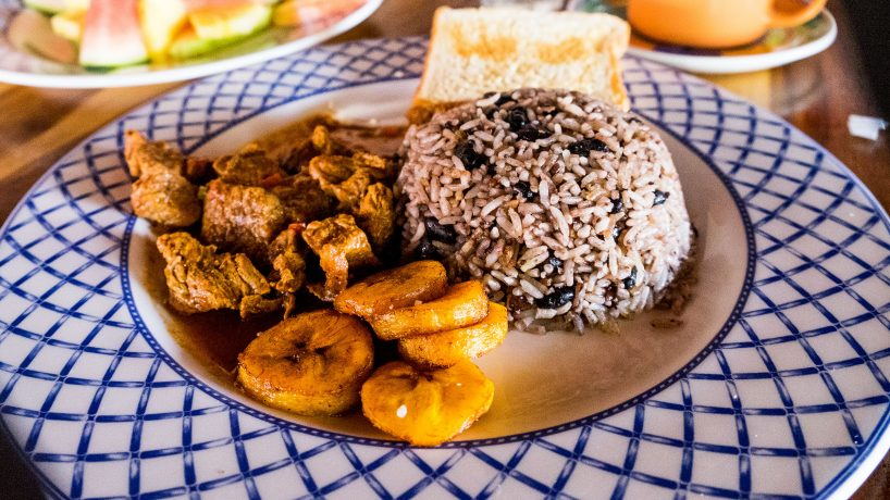 Gastronomy Costa Rica