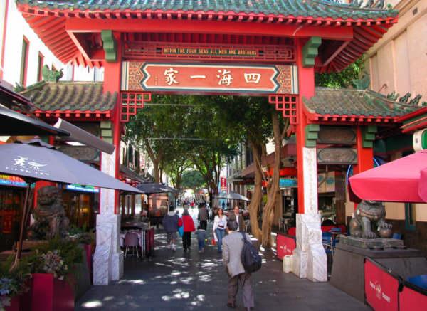 Chinatown- Sydney