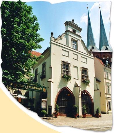 Restaurant Gerichtslaube-Berlin