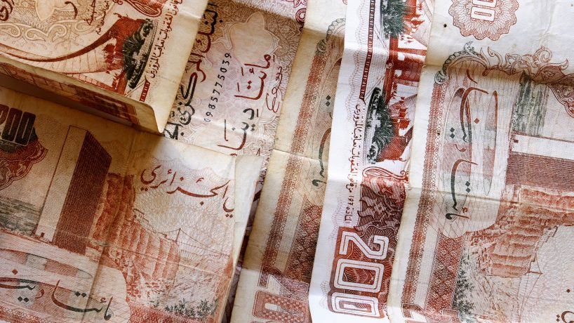 Algeria Currency