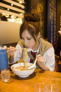Japanese restaurants soup