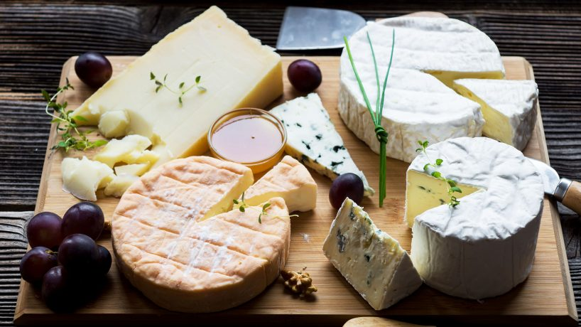 The best French cheeses