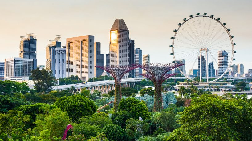 The most visited cities in the world
