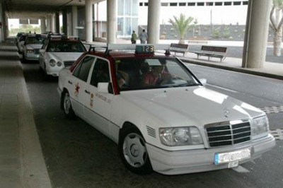 Lanzarote Airport Taxis