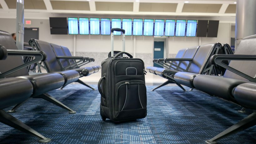 Travelers advice what to do if you lose your luggage