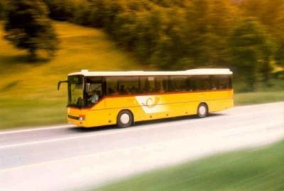 Switzerland bus