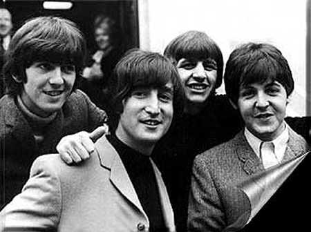 The Beatles and their followers