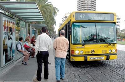 Bus of Gran Canaria