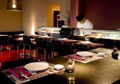 Shushi Itato restaurant in Madrid