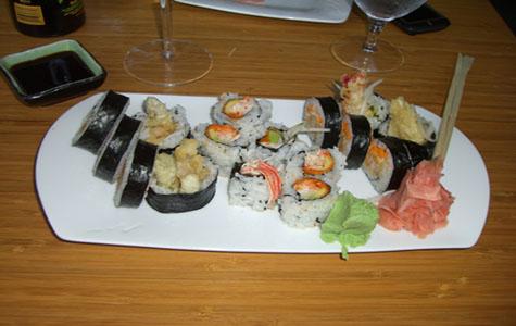 Japanese flavors in Spain