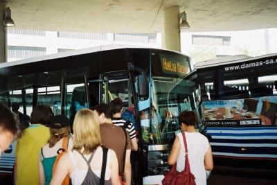 Huelva buses
