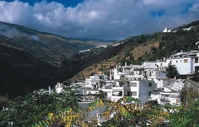 Photograph of La Alpujarra