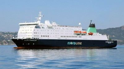 Ferry vers la Norvège