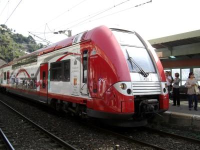 Monaco train