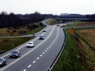 Luxembourg roads