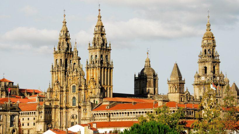 Climate Santiago de Compostela