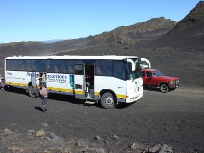 Bus Islande
