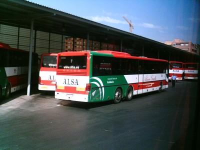 Granada bus station
