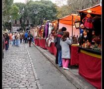 Wallpaper Los Mataderos Fair