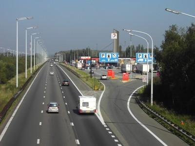 Belgium roads