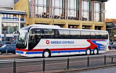 Sweden bus