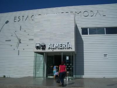 Almeria Intermodal Station