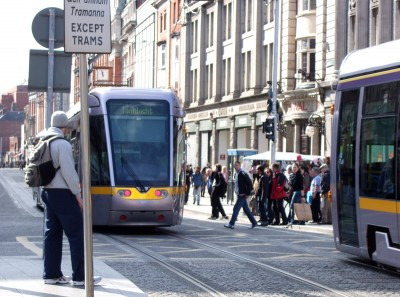 Tramway de Dublin
