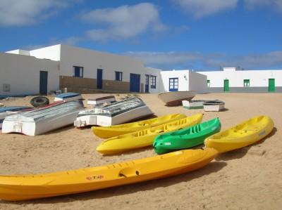 Vacation in La Graciosa