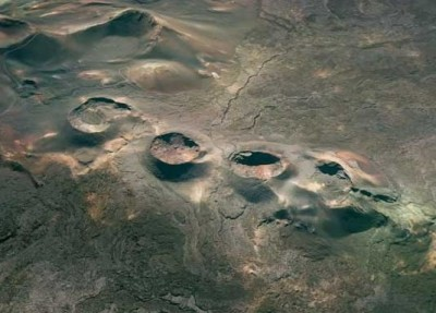 Volcanoes of the Natural Park