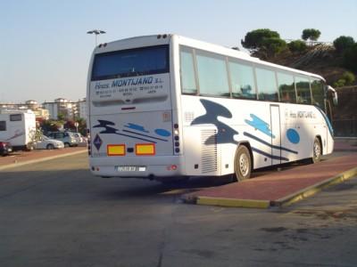 Bus Jaén
