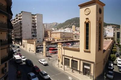 Jaén bus station