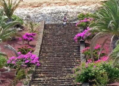 Lanzarote spring