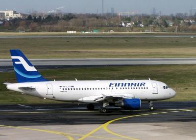 Flight to Finland