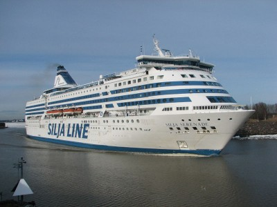 Boat to Finland