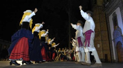 Typical dances of Gran Canaria