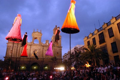 Tradition and party of Gran Canaria