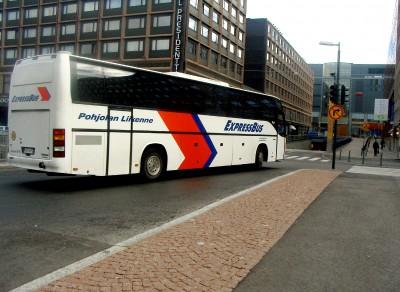 Finland bus