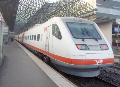 Finland train