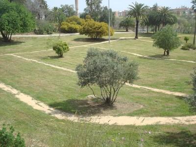 Moret Park in Huelva