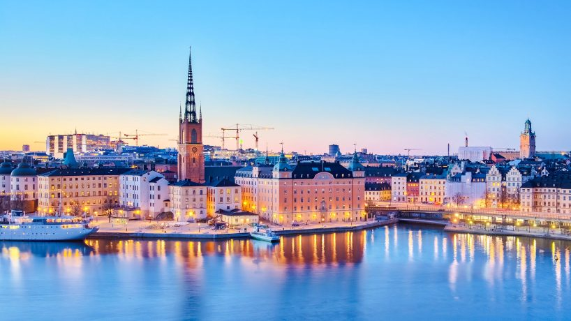 Climate Stockholm